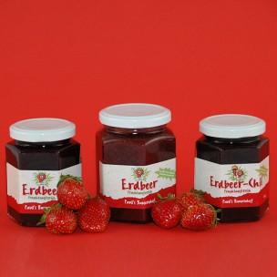 Erdbeermarmeladen
