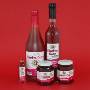 Himbeer-Getränke